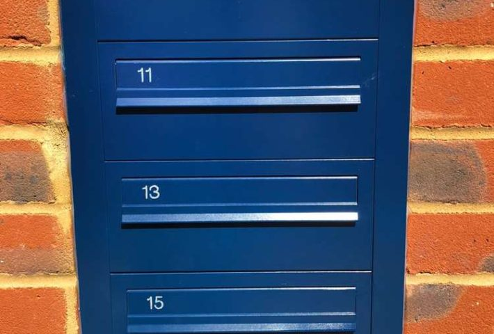 letterbox after