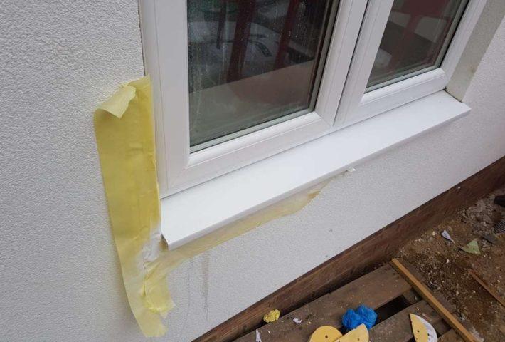 windowsill after