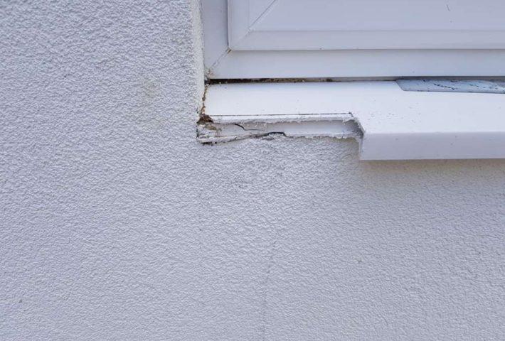 windowsill before
