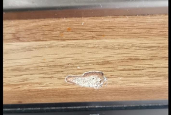 worktop repair before