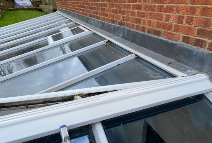 conservatory repair after